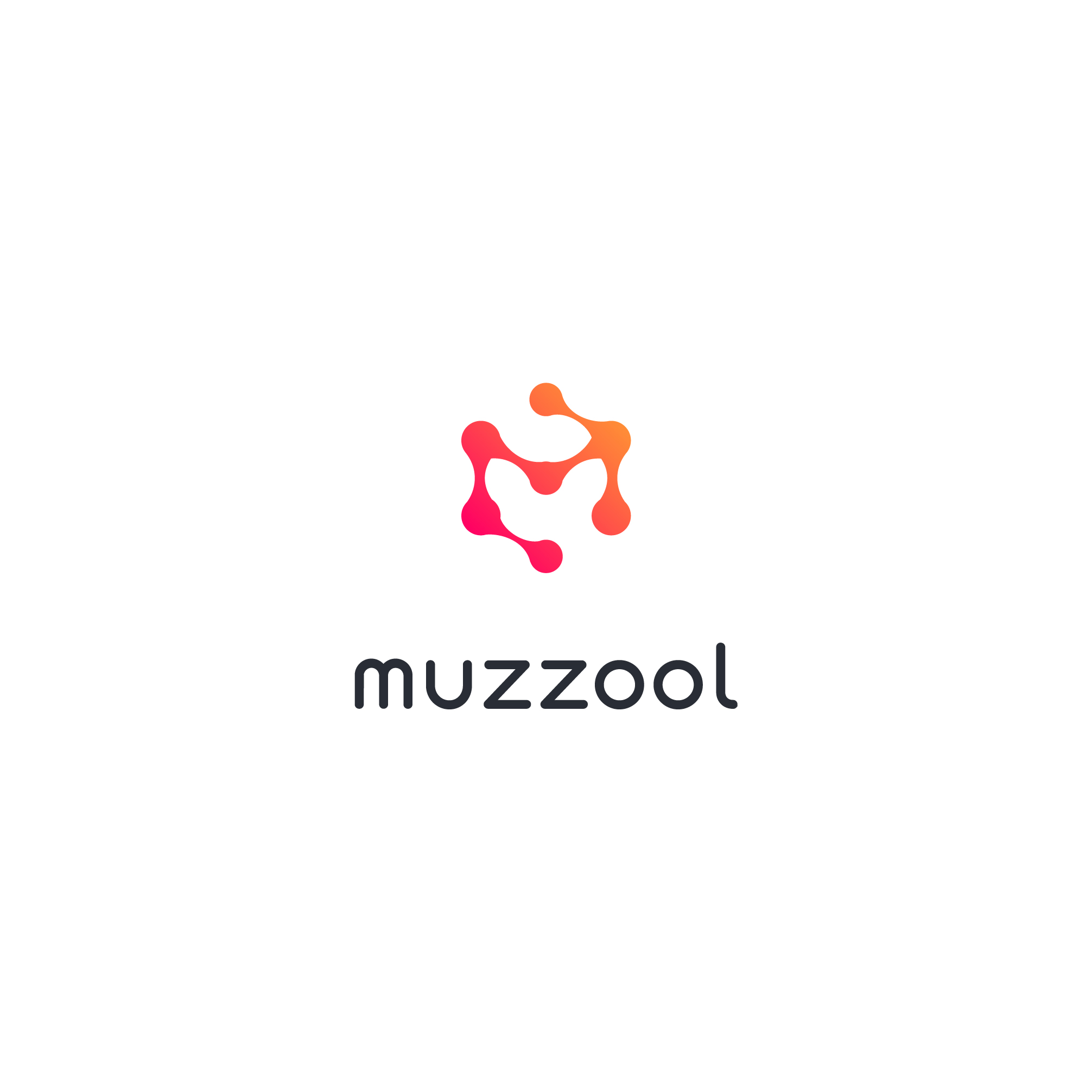 Muzzool logo - main